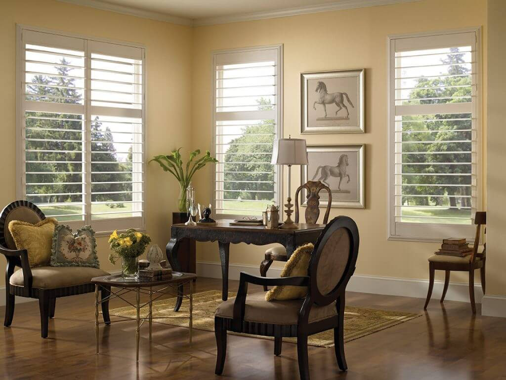 PRODUCT: SHUTTERS COLOR: PEARL