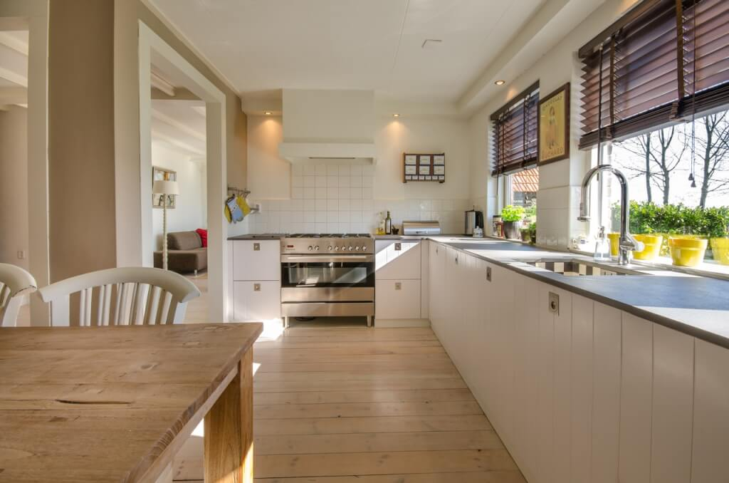 Window Coverings for Kitchen