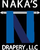 Naka's Drapery Maui HI logo