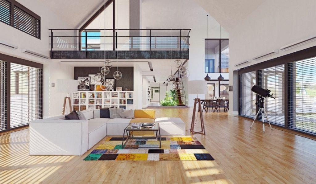 minimalist window treatment ideas