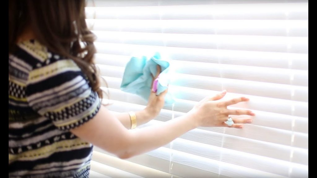 window treatments clean