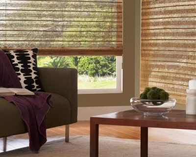PRODUCT: NATURAL WOVENS LIFT SYSTEM: CONTINUOUS CORD LOOP MATERIAL: WOVEN WOODS, COLOR: ANTIGUA MAZE CUL-2085